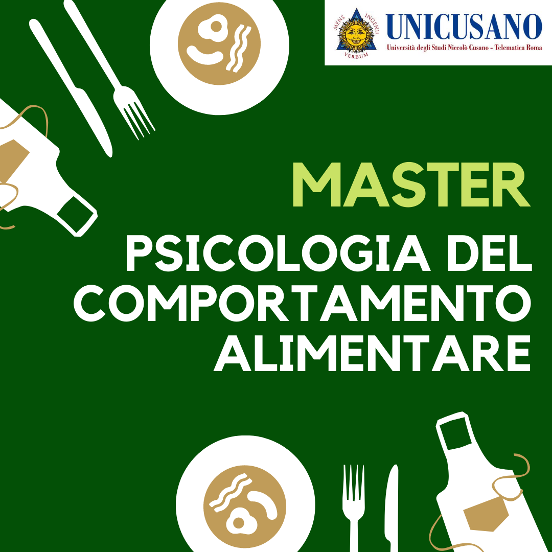Master in Psicologia del Comportamento Alimentare